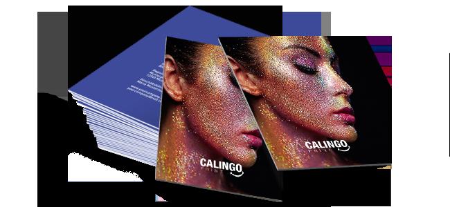Visitenkarten Drucken In München Calingo Print De